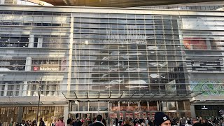 ⁴ᴷ⁶⁰ Walking NYC : Hudson Yards - Opening Day (March 15, 2019)