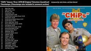 Download CHiPs Season Three Soundtrack - Official Remastered Version