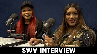 SWV Talks 'Ladies Night', Legacies, Loyalty + More
