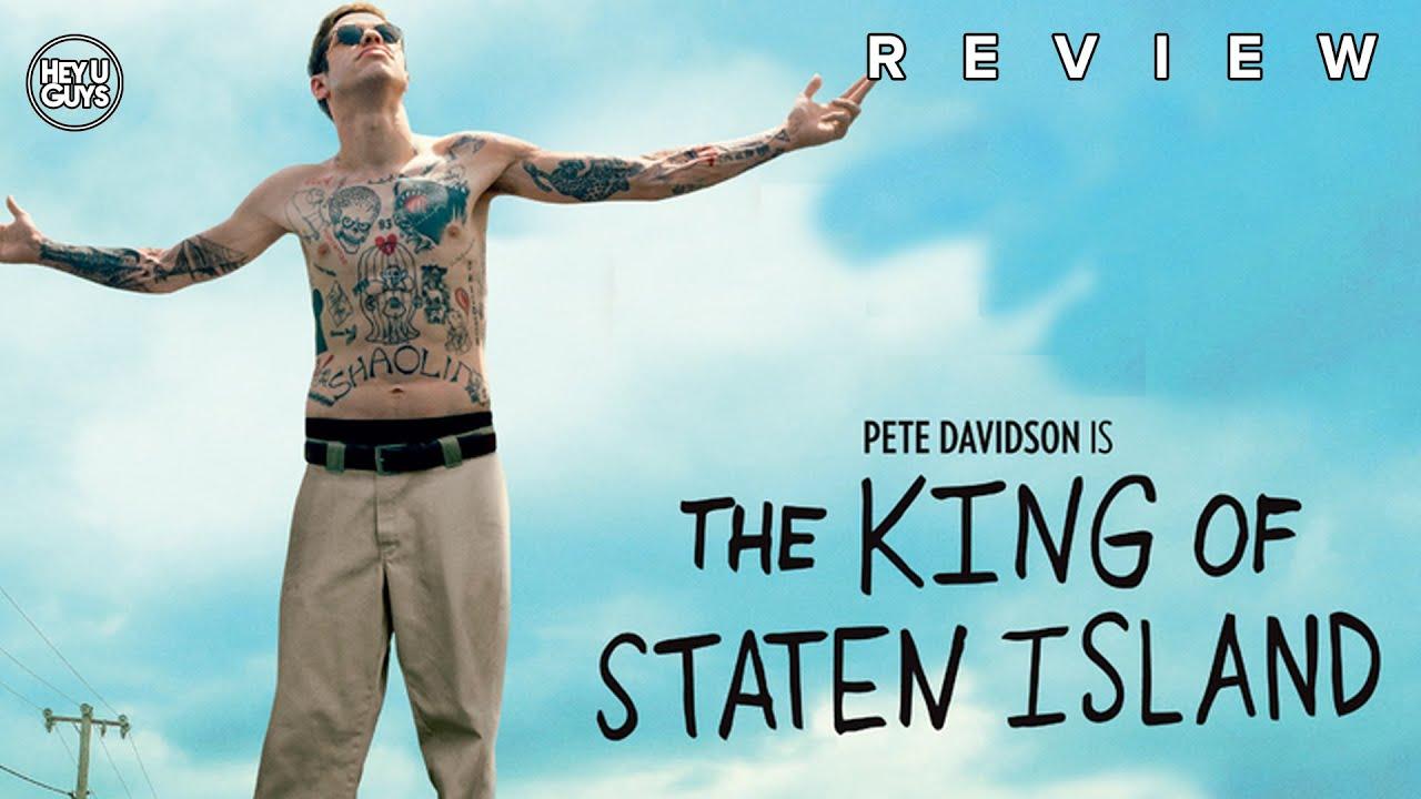 The King Of Staten Island Pete Davidson Judd Apatow Movie