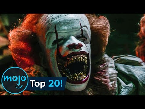 Top 20 Movies You Shouldn't Watch Alone