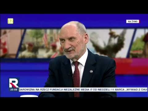 A Macierewicz, dezinformacja TOK FM ws. Smoleńska  20.03.2018