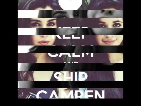 Camren love~lauren and camila :)