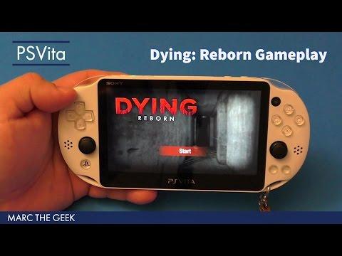 Dying: Reborn Gameplay (PSVita Version)