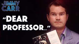 Jimmy's Letter To Stephen Hawking | Jimmy Carr Live