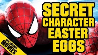 Secret MARVEL Character Easter Eggs & References