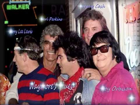 Roy Orbison  - Waymore's Blues
