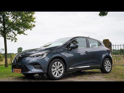 Impressie Renault Clio TCe 100 Intens