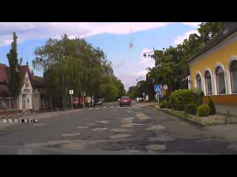 17 Driving from Baja, Hungary, to Subotica, Serbia
