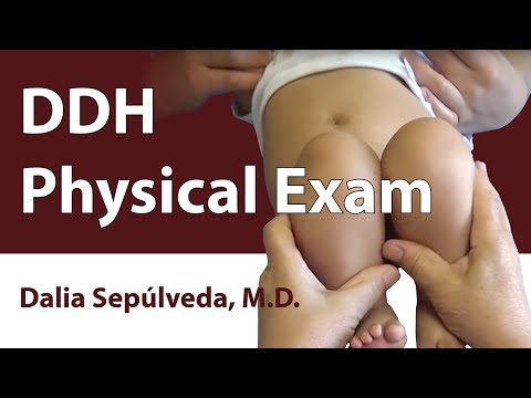 DDH  Physical Exam