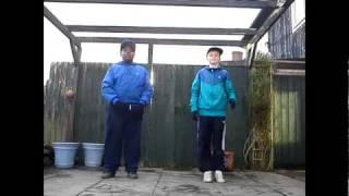 Chris Brown - Yeah 3x Dance Routine