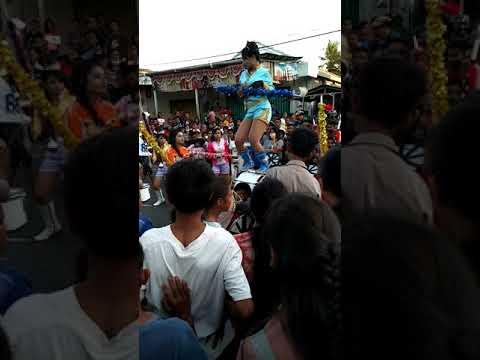 Sumba Timur  Hot Karnaval HUT RI 72