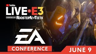 E3 2018: EA Briefing & Presentation thumbnail