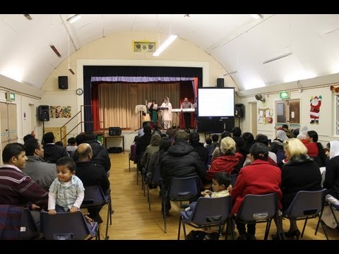 Salvation skit ~ Manchester Pentecostal Church