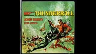 Video James Bond - Thunderball soundtrack FULL ALBUM download MP3, 3GP, MP4, WEBM, AVI, FLV Desember 2017