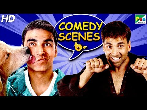 Akshay Kumar - Back To Back Comedy Scenes | Entertainment | Singh Is Bliing