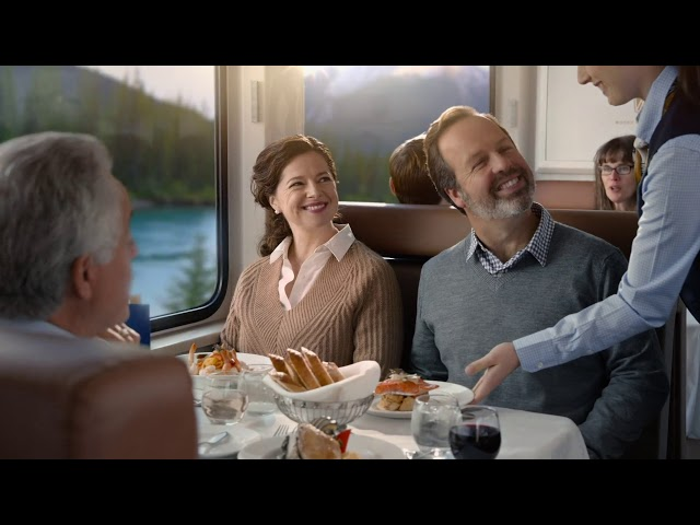 Packaged Specials  with Rocky Mountaineer
