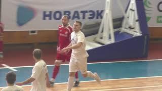 Чемпионат Липецкой области по мини футболу Сокол Дрим Тим 10 5 Запись матча