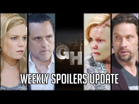 General Hospital Gh Weekly Spoilers Update For September 25th