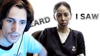 xQc Reacts to The Curious Case of Dalia Dippolito (JCS - Criminal Psychology)