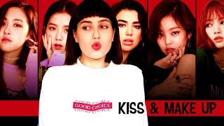 Dua Lipa & BLACKPINK - Kiss and Make Up [Russian Cover || На русском]