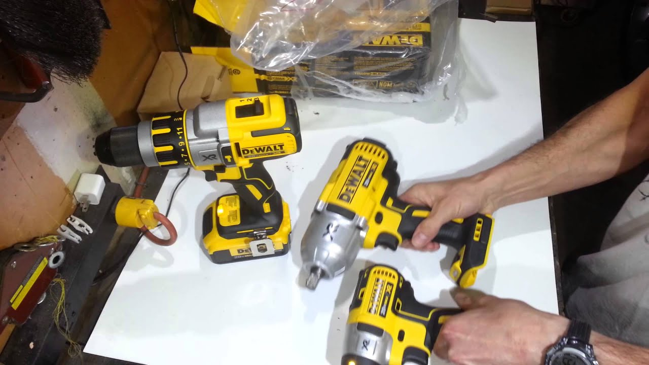 dewalt dcf899 brushless impact wrench youtube. Black Bedroom Furniture Sets. Home Design Ideas