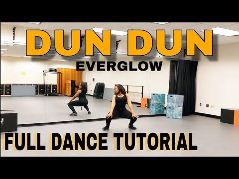 EVERGLOW (에버글로우) - DUN DUN - FULL DANCE TUTORIAL