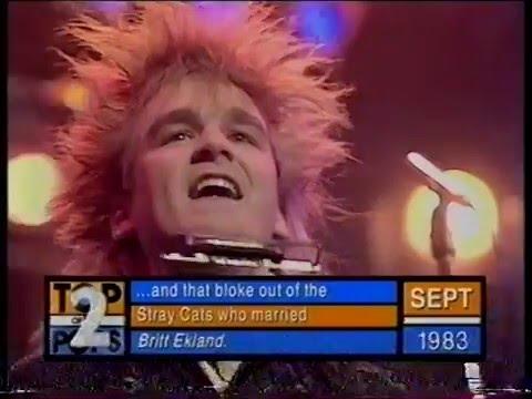 The Alarm  68 Guns  Top Of The Pops  Thursday 22nd September 1983