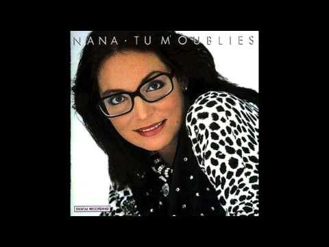 Les Anges Du Mexique - Nana Mouskouri poster