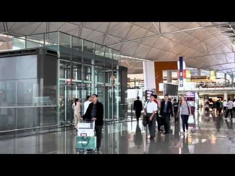 Chek Lap Kok Airport Projects Foster + Partners 1