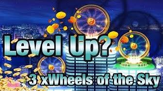 Hong Kong Tower Freispiele Bonus Games /  Wheel of the Sky Free Spins