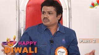 Deepavali Pattimandram Part 2 : Cinema - Doshama? Sandoshama? | Madurai Muthu stand up comedy