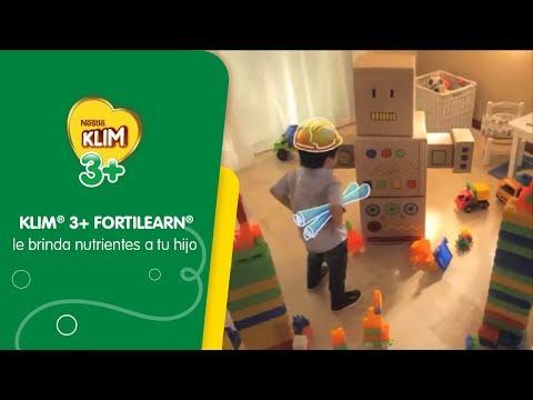 KLIM® 3+ FORTILEARN® - Alimento Lácteo.