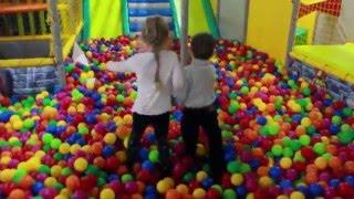 Скай парк Одесса детский развлекательный центр Sky park Odessa - Kid