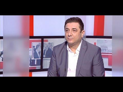 حوار اليوم مع غسان جواد - رئيس تحرير موقع beirut press الأخباري