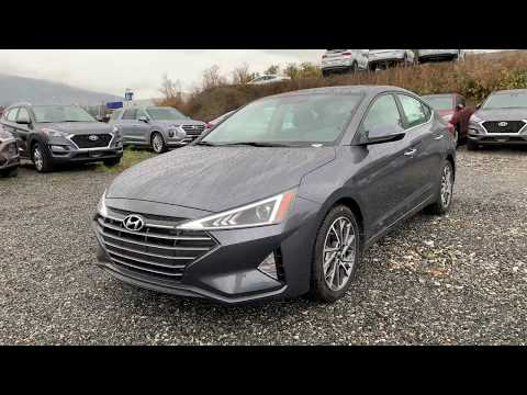 2020 Hyundai Elantra Luxury - Dealer Installed Accessories & Overview @ Vernon Hyundai