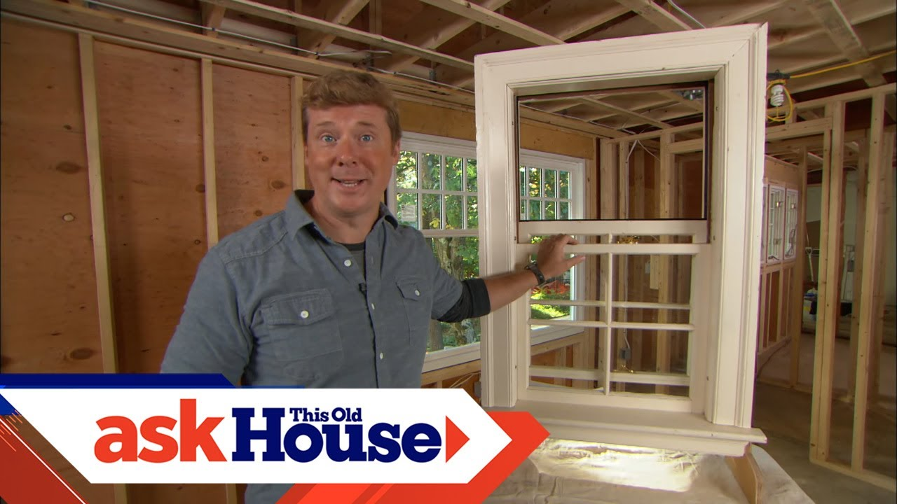 Ask Kevin: Window Anatomy - YouTube