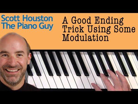 Modulation - Music Writing - Help Creating Song Endings