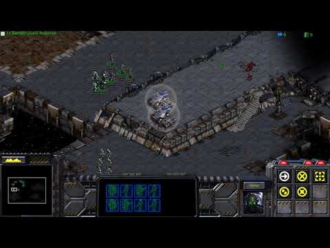 STARCRAFT REMASTERED 4-02 UED: The Dylarian Shipyard // Perfect Guide