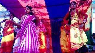 Tomra dakho go ashia komlay nitta kore thomkia thomkia  Gram Banglar Jatra Dance