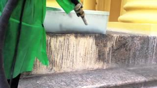 очистка гранита(Удаление коррозии, удаление старой краски, очистка бетона, очистка металлоконструкций, огнезащита, очистка..., 2013-07-22T22:52:04.000Z)