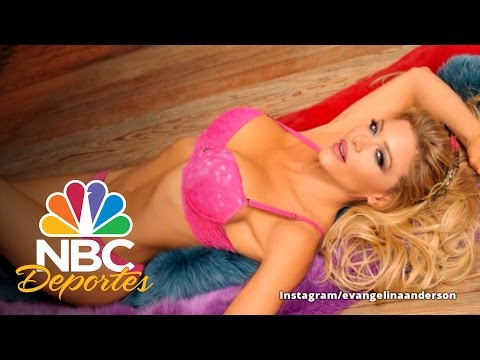 Evangelina Anderson, inspiración de Martin Demichelis | Deporte Rosa | NBC Deportes