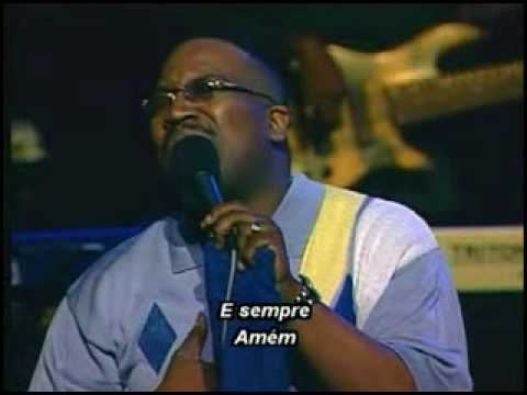 Marvin Sapp  you are GOD alone legendado
