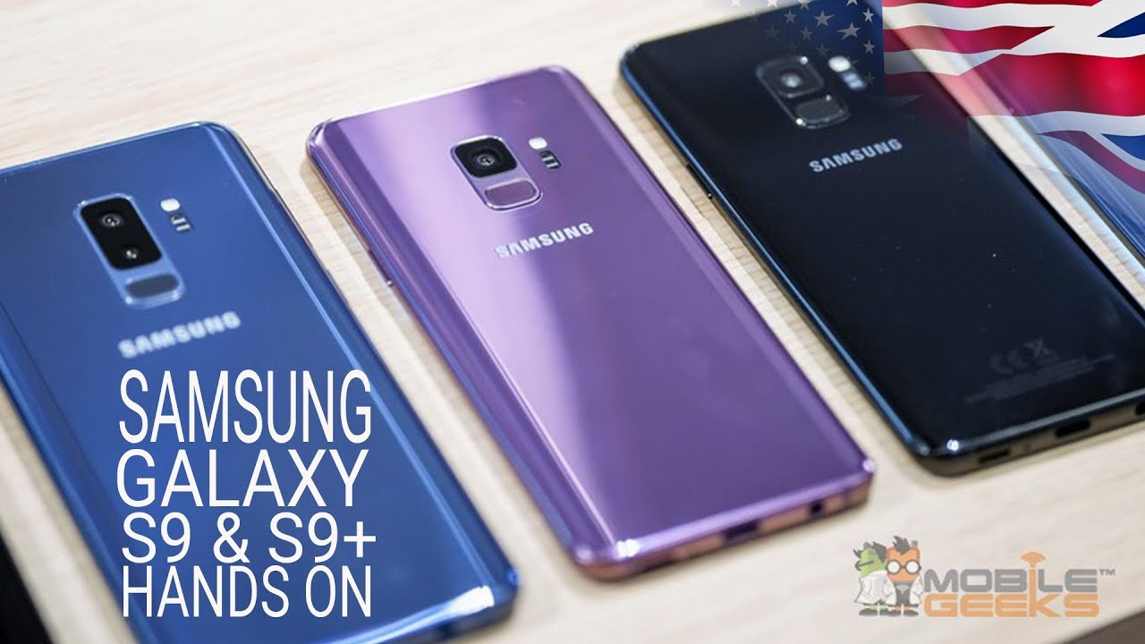 samsung galaxy s9 plus muy caro