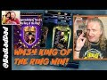 WrestleMania 34 King of the Ring Win! : WWE SuperCard S4 Ep63