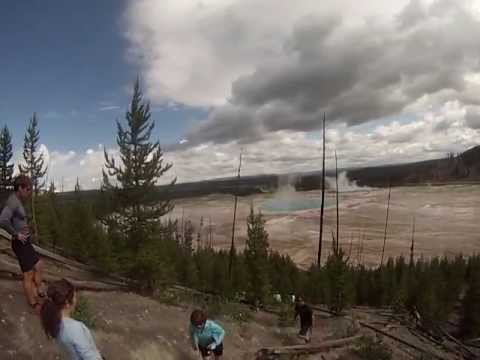 Stop and Smell The Geysers Directors Cut