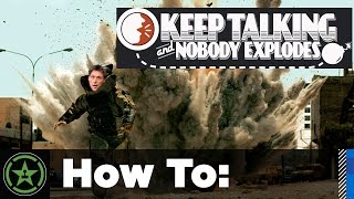How To: Keep Talking and Nobody Explodes