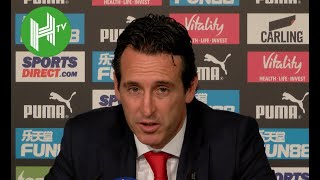 Unai Emery eyes further Arsenal improvement despite third straight win - Newcastle 1-2 Arsenal