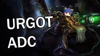 Urgot ADC - Full Gameplay Commentary