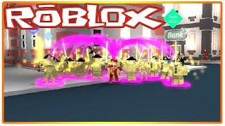 I GOT 22 ADMIN UND I GOT RICH IN THE CASH GRAB SIMULATOR-ROBLOX